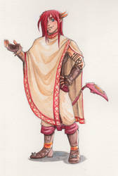Yule: Big Poncho by Cabbage-Factory