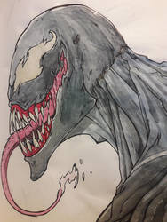 Venom by henryxpl