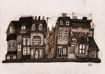 buildings #3 by viowl