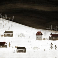 winter by viowl