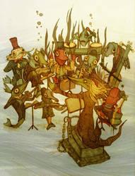 rybi orchestr by viowl