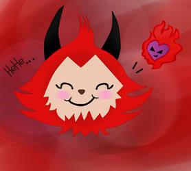 Little Devil Teemo by Yuujelly