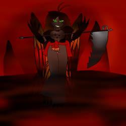 Goretober Day 10: Blood Bath by RoartheCat