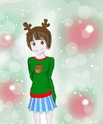 Request - Mako Mankanshoku by snowdrago
