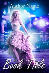 Fashion girl bookcover by KalosysArt