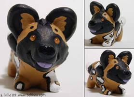 Derpy Dog by gylkille