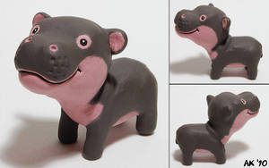 Hippo Derp by gylkille