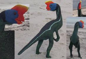 Oviraptor by gylkille