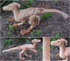 Winged Raptor by gylkille