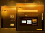 Golden CSS v2 by ginkgografix
