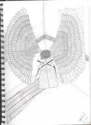Final Sacrifice by RandomPsychopath