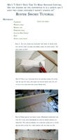 2-hour Buster Sword Tutorial by Solaufein
