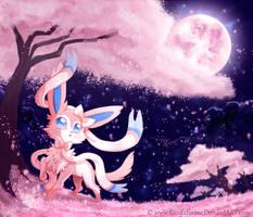 Cherry Blossom by RikoSakari