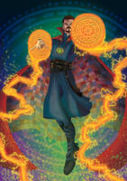 Dr Strange by jpbijos