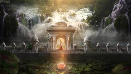 Last sanctuary by PatriciaLira