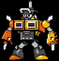 Impact Man by geno2925