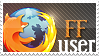 Firefox Stamp by Drake1