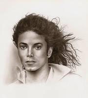 Michael Jackson by kad84