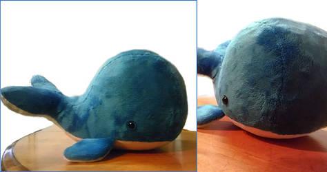 Blockhead Whale by Felissauria