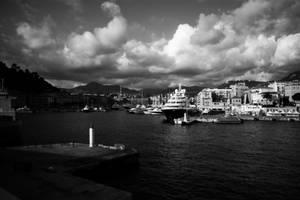 Port de Nice 3 by 0lastnight0
