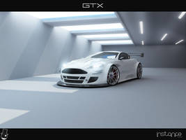 Aston Martin GTX by TheSaladMan