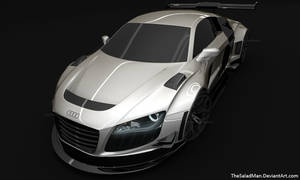 Audi R8 GRX Studio. by TheSaladMan