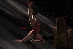 NeoGeisha by KaanaMoonshadow