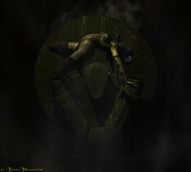 Cyborg Dreams by KaanaMoonshadow