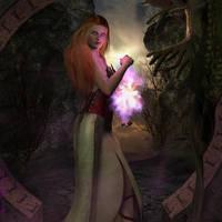 Warlock by KaanaMoonshadow