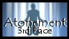 Atonement 3rd Place Badge by KaanaMoonshadow