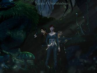 KotOR - Shadowlands by KaanaMoonshadow