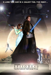 The Return of the Knobi-Wan by KaanaMoonshadow