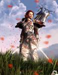 Dragon Age - I am Cousland by KaanaMoonshadow
