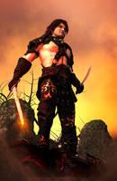 The Blackguard by KaanaMoonshadow
