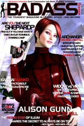 Mass Effect - Alison Gunn by KaanaMoonshadow