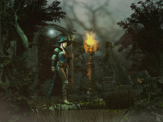 Ancient Magic by KaanaMoonshadow