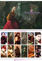 Art Calendar 2013 by KaanaMoonshadow