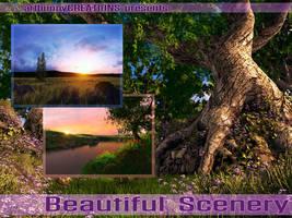Beautiful Scenery by KaanaMoonshadow