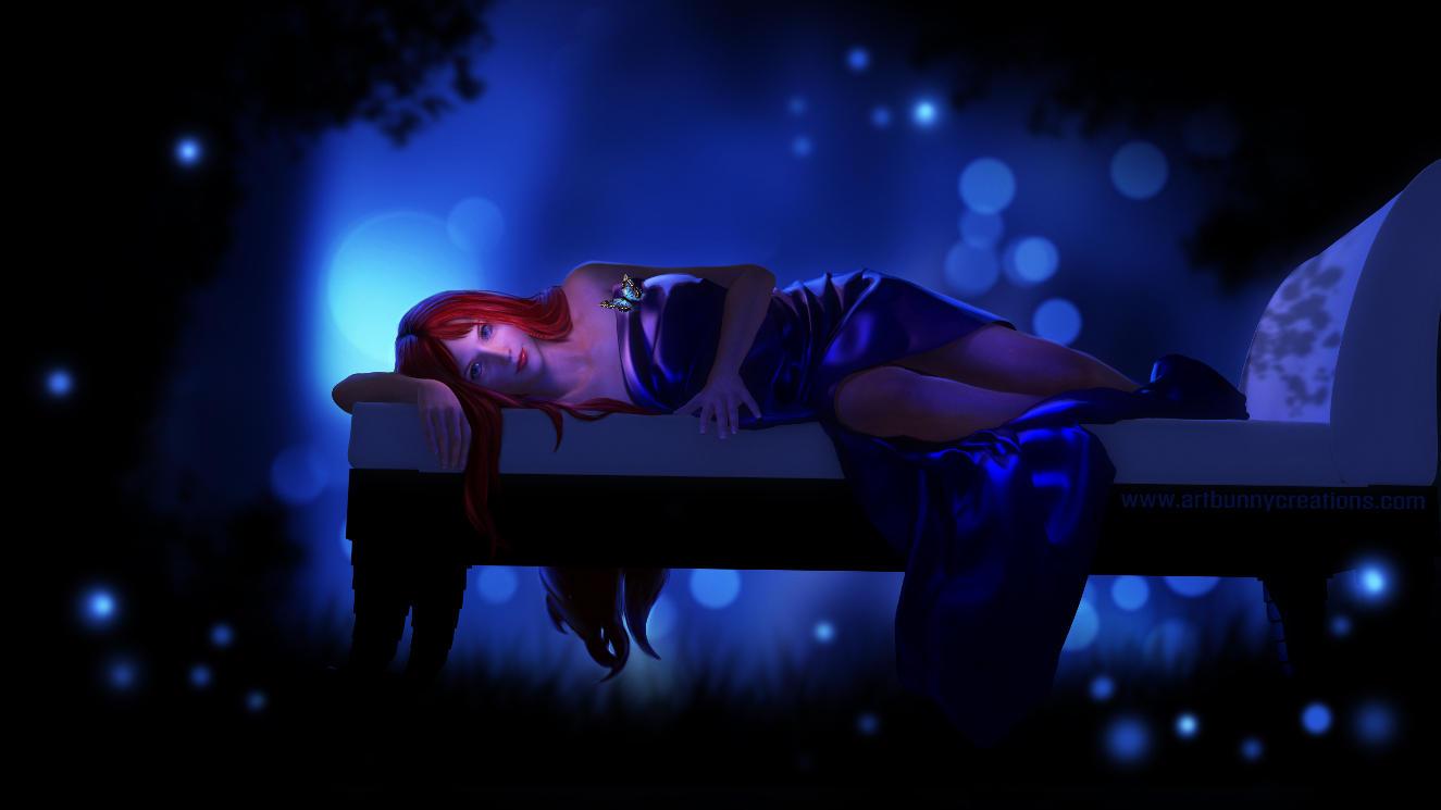 Nights in Dark Satin by KaanaMoonshadow