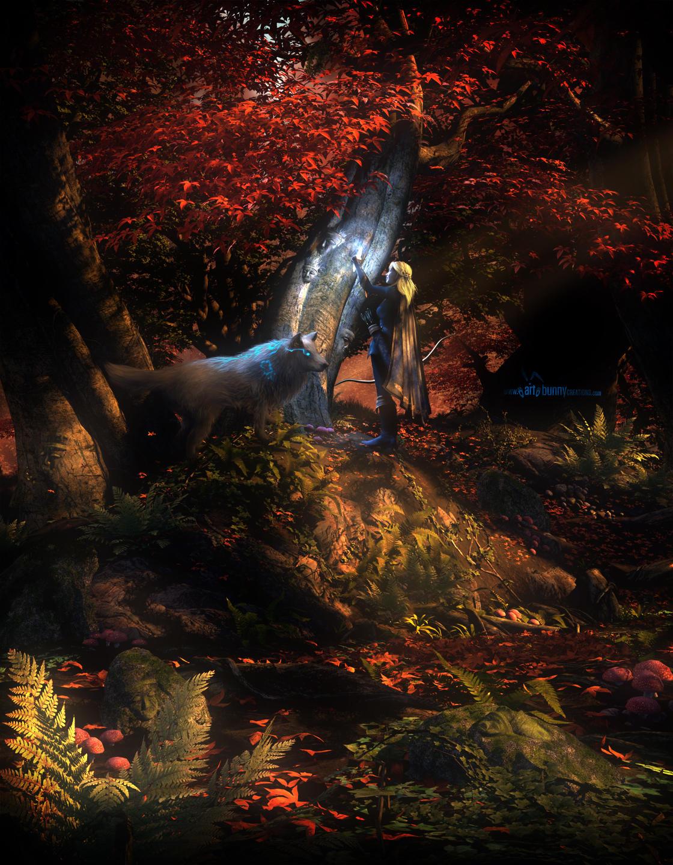 Where the eternal sleepers dwell by KaanaMoonshadow