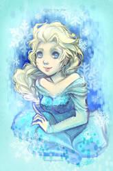 Elsa by Sakuli