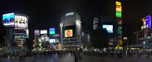 Shibuya 2 by juanmah