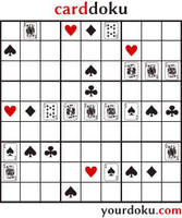 cardoku spades royal flush by juanmah