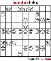 emoticdoku by juanmah
