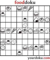 foodoku by juanmah