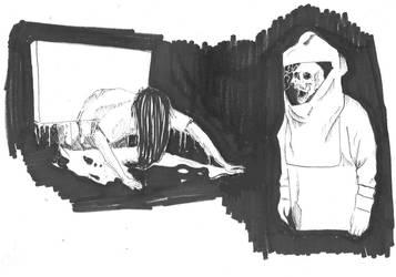 Horror 1 by astudillodraft