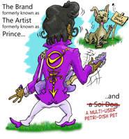 Prince + Stray Dog by sethness