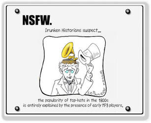 NSFW: Truth About MP3 Players by sethness