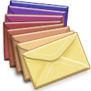 mail icon by sethness