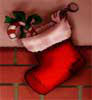 Christmas  Stocking icon by sethness